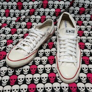 Converse Chuck Taylor All Star Lo-Top White M 11US